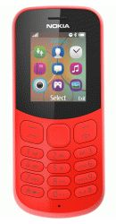 Nokia 130 (2017) red