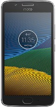 Motorola Moto G5 Pay Monthly