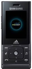 Samsung F110 Adidas MiCoach Mobile Phone Reviews